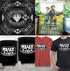 Buy Bellamy Brothers Honky Tonk Ranch Merchandise