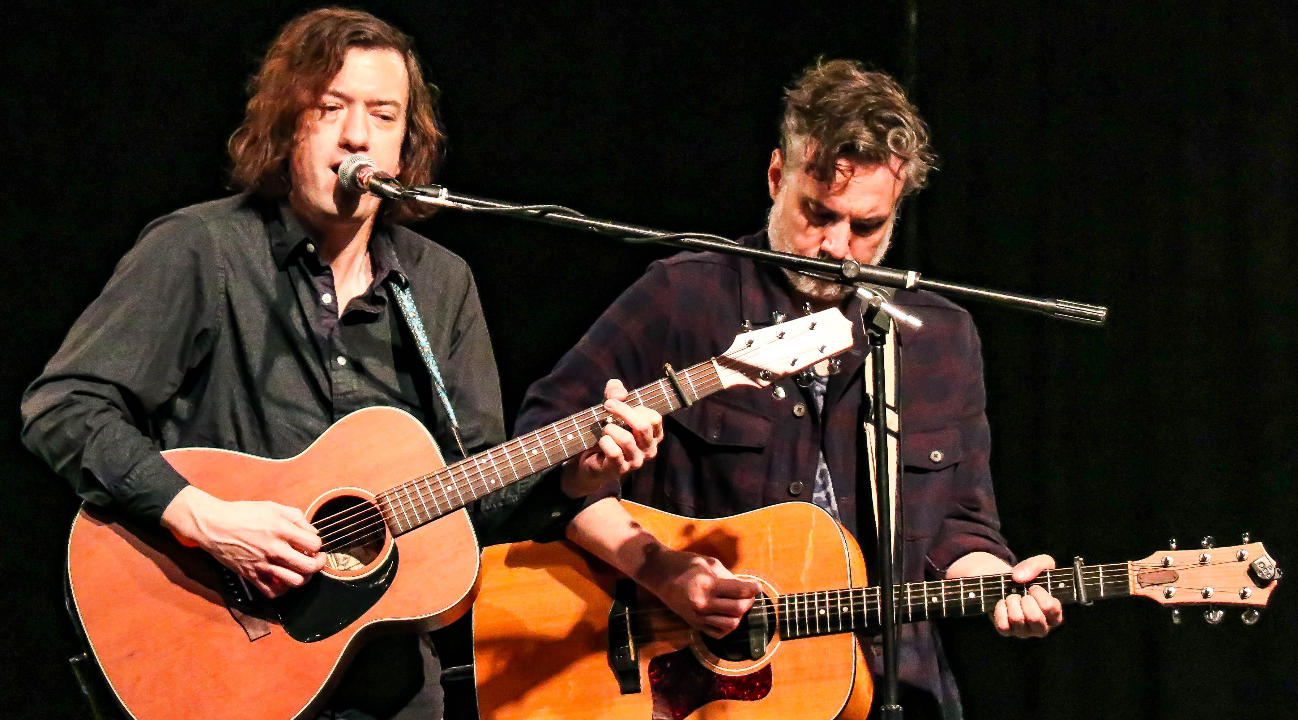 Jesse & Noah Bellamy