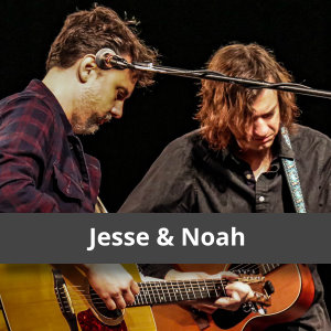 Jesse and Noah Bellamy
